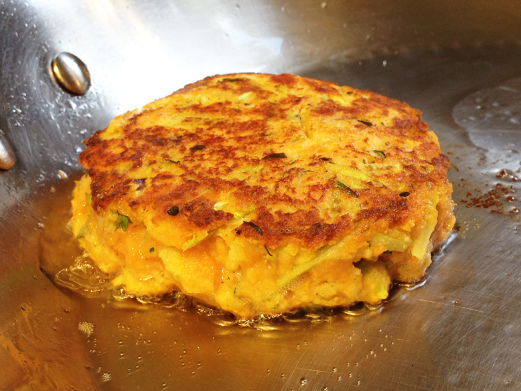 Cabbage Cakes 8