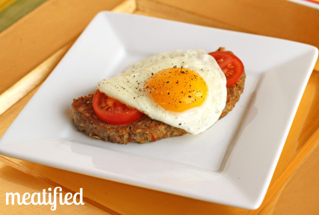 Slow Cooker Breakfast Meatloaf from http://meatified.com