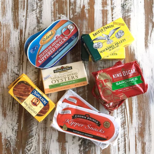 Everything but the tuna: an AIP guide to canned seafood