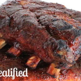 How To Cook Ribs In The Oven: http://meatified.com