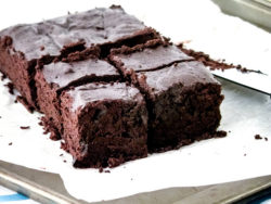 Flourless Brownies: Ditch The Wheat