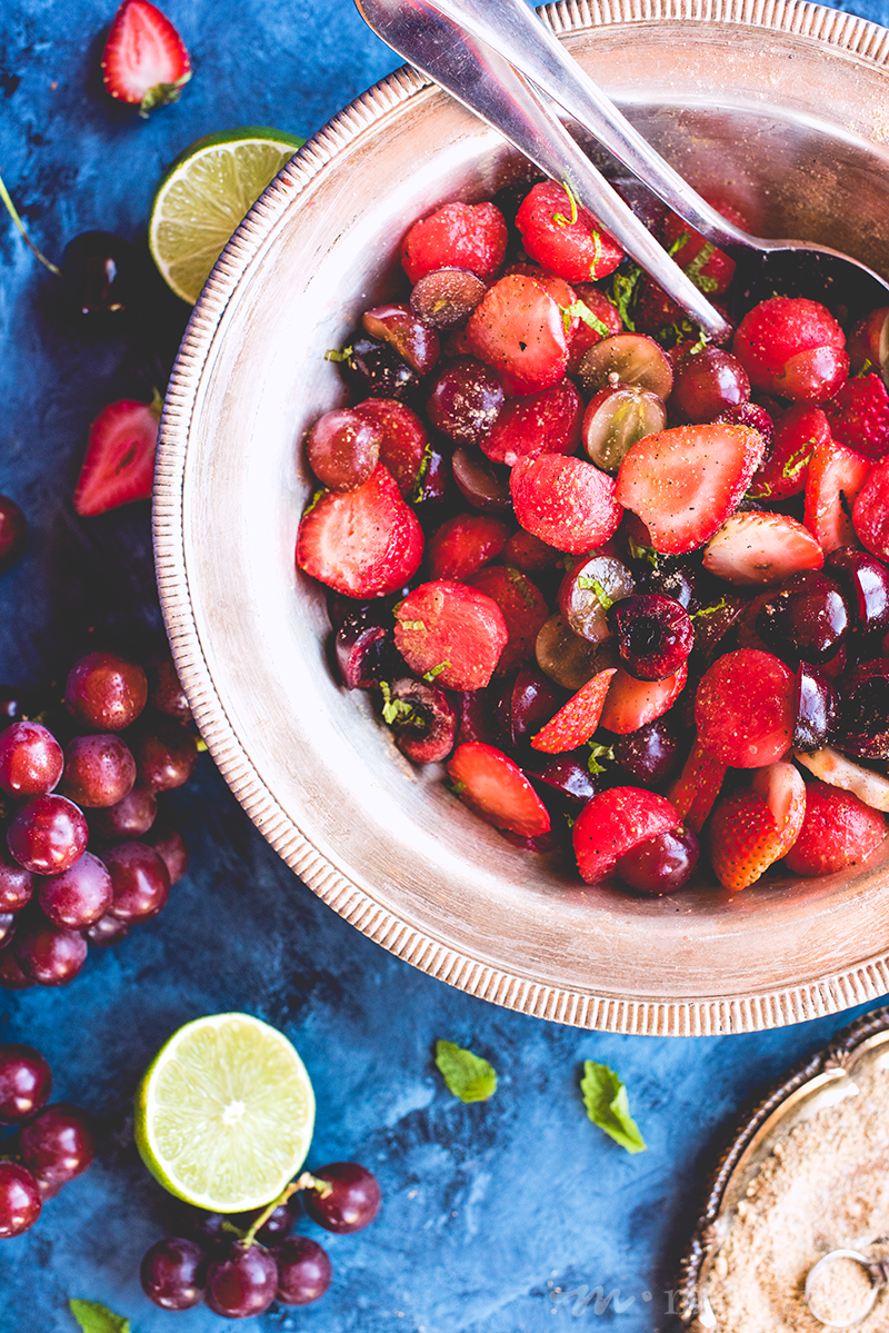 Up your summer fruit salad with a magical sprinkle of a simple seasoning blend from http://meatified.com that brings the best out of your favorite seasonal fruits.