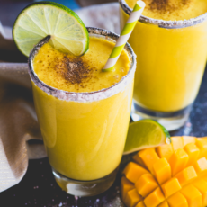 Sour Mango Smoothie